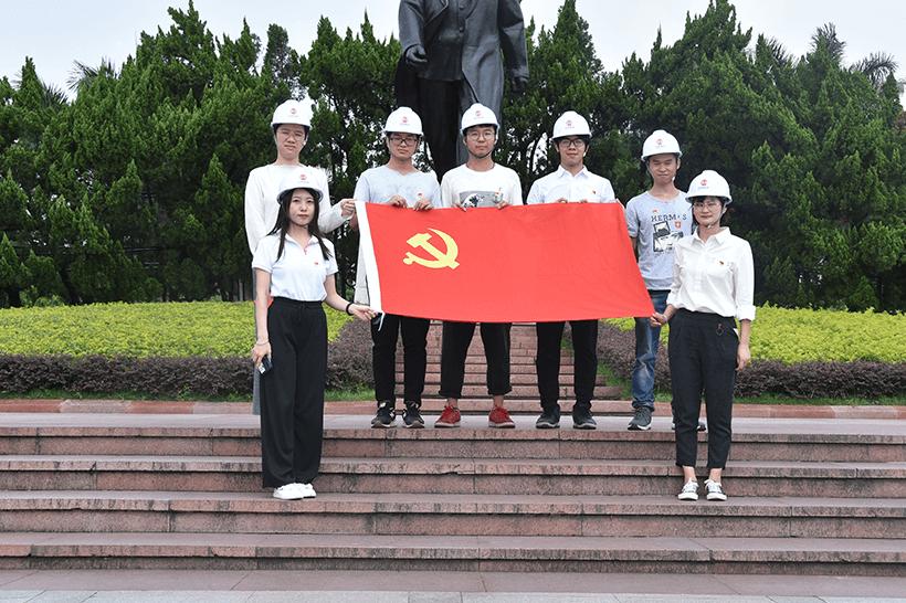 深圳分公司支部庆祝新中国成立70周年