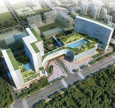 深圳市新华医院工程
