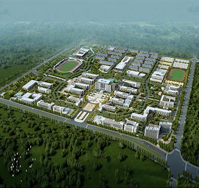 青海师范大学新校区建设工程