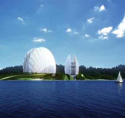 珠海歌剧院工程
