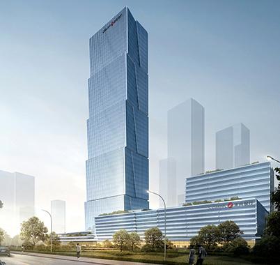 浙商银行钱江世纪城总部大楼工程