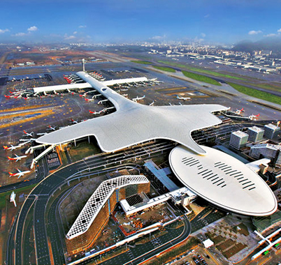 深圳机场三跑道扩建工程场地陆域形成及软基处理工程