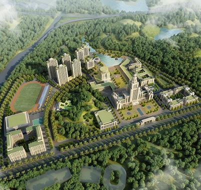 深圳北理莫斯科大学智慧校园项目
