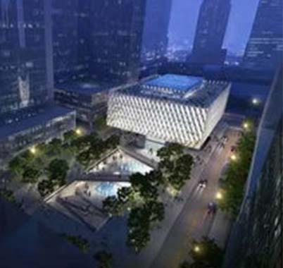 上海黄金交易所深圳运营中心项目