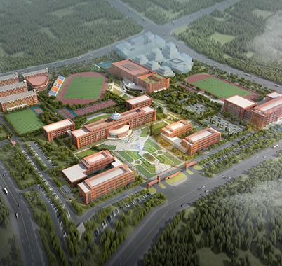 锡林郭勒盟蒙古族中学新校区建设项目全过程项目管理