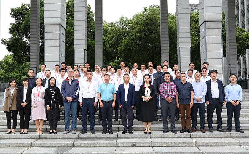 深度融合 赋能发展:深圳邦迪团队到伟德国际手机app下载管理总部交流学习